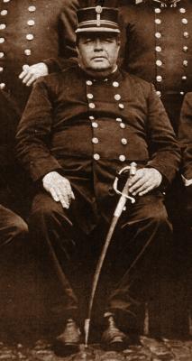 Portret van Petrus Vanbesien, 1904