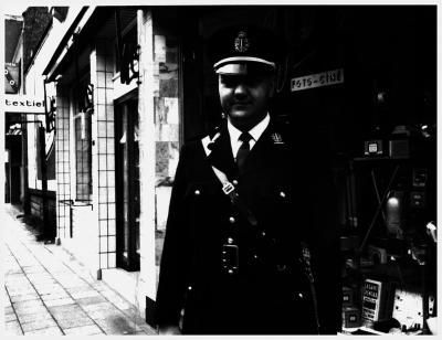 Agent Vanthournoudt, 1966