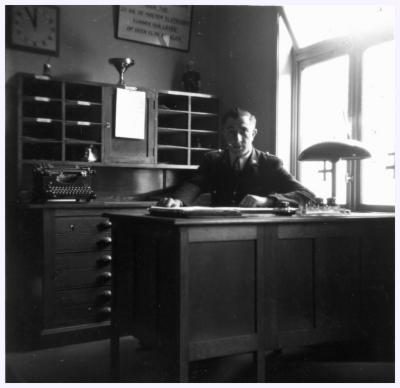 Agent Emiel Declercq, 1952