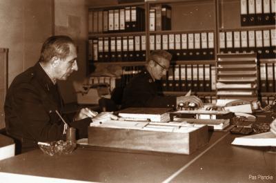 Agenten aan het werk, 1972