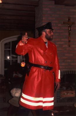 Agent Deseranno, 1986