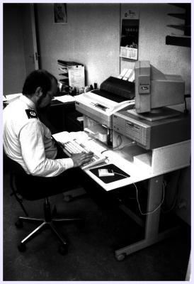 Agent Cracco, 1991
