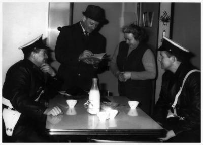 Agenten Damman, Nuytten en Vinckier, jaren '70