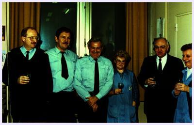 Afscheid Martha Feys, 1989