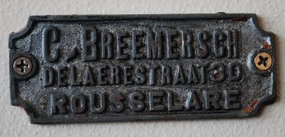 Algemene geschiedenis, Firma Phaz, Roeselare