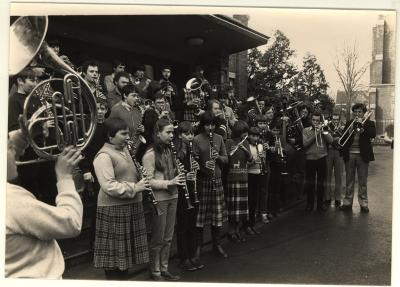 Harmonie Izegem, 1977
