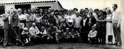 KWB Gits na zoektocht, circa 1970