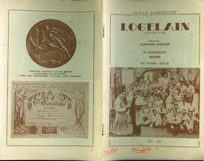 Boekje opleidingschool Jeremie Bossu, Bossu Decor, Hooglede