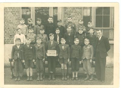 Schoolfoto 1945-1946