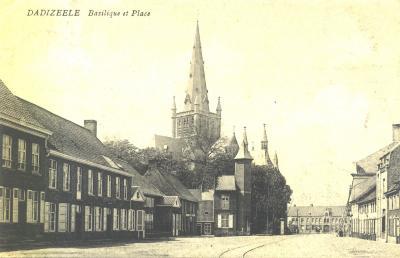 Basiliek en centrum, Dadizele