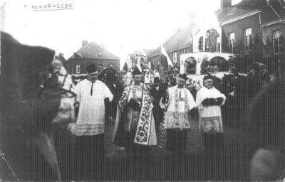 Processie, Moorslede