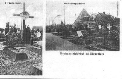 Duitse militaire begraafplaats, Moorslede