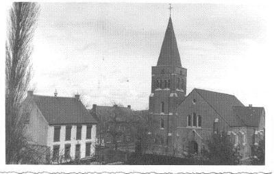 Kerk en pastorij, Slypskapelle
