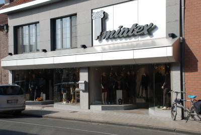 Algemene informatie, kledingzaak Miatex, Moorslede