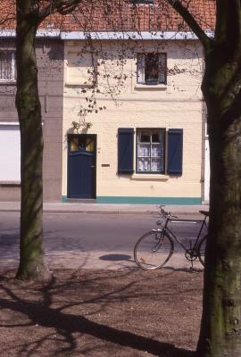 Arbeiderswoning Kattenstraat, 1997