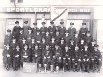 Vrijwillig brandweerkorps Rumbeke, 1938