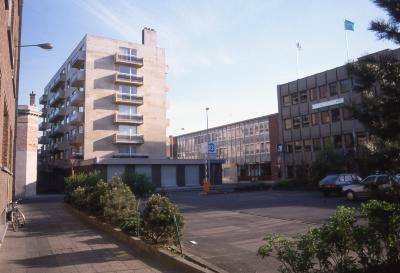 Parkeerplein Wortelstraat, 1997