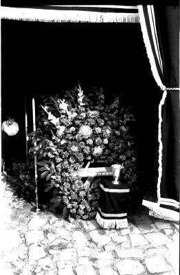 Rouwkapel, Izegem, 1959