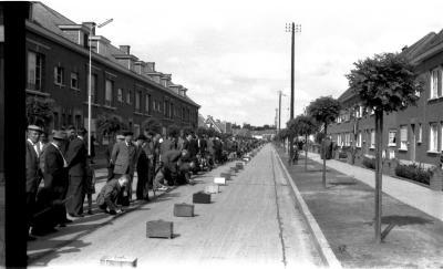 Kampioenschap vinkenzetting van beide Vlaanderen: vinkenzetting, Izegem 1957