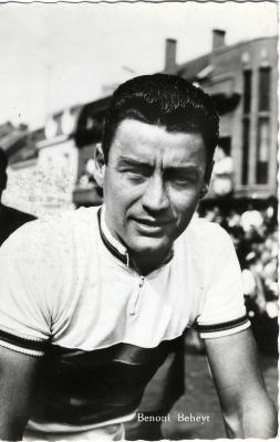 Wielrenner Benoni Beheyt, jaren 1960