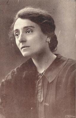 Cecilia Callebert, 1928