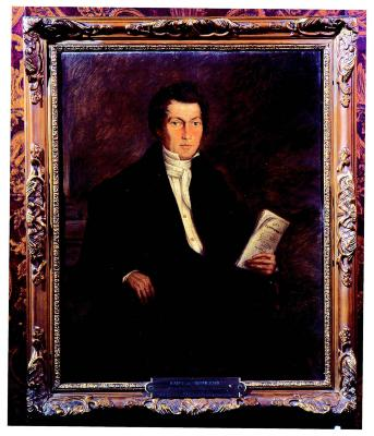 Burgemeester Karel de Brouckère, 1830-1847