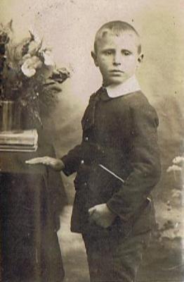 Odilo Viaene, 1910