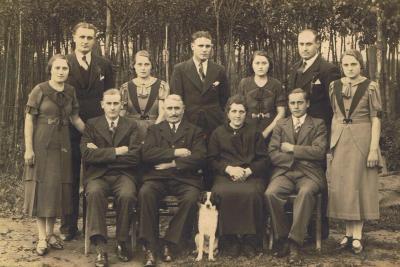 Familie Victor Viaene - Félicie Muylle