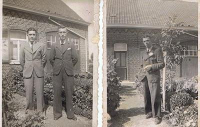 Albert, Maurits en Gerard Maertens, Gits
