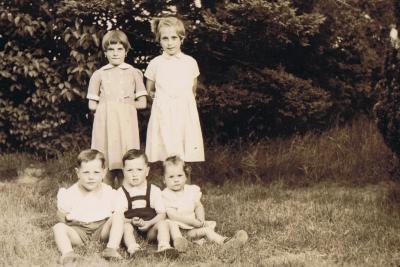 Kinderen Albert Maertens en Juliana Viaene, Gits