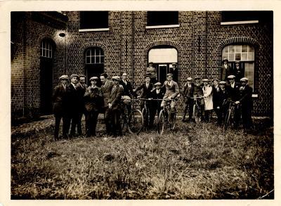Bijeenkomst St. Quirinus, Hooglede, 1930