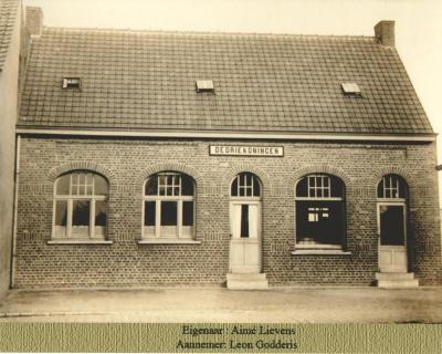 Café 'De Driekoningen', Gits