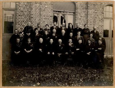 Eremis pater Kamiel Verfaillie, Hooglede, 1924