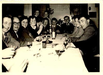 Bijeenkomst, Hooglede-Gits, 1950