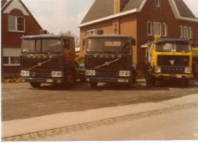 Vervoer Maes, Gits, 1960-1970