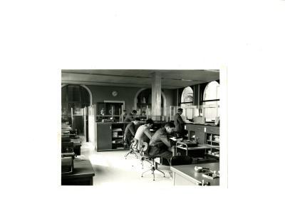 Agentschap van de Nationale Bank, ca 1963, foto 1