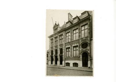 Agentschap van de Nationale Bank, ca 1930, foto 1