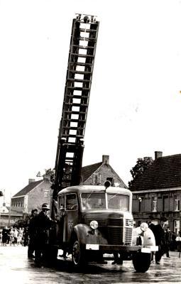Brandweer Gits, Gits, 1970