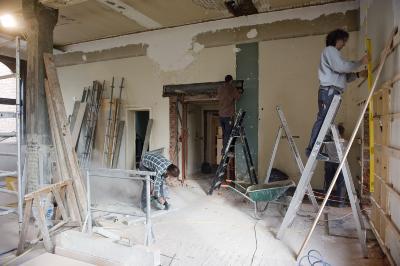 Agentschap van de Nationale Bank, Verbouwingen, foto 3