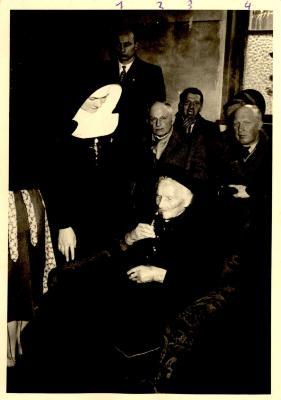 100-jarige, Gits, 1955